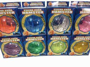 Esfera Para Hamster Calidad Azul