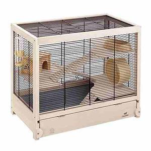 Ferplast Hamsterville Hamster Jaula Hábitat, Estructura De