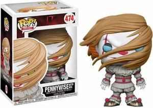 Funko Pop Pennywise With Wig Peluca It Eso Exclusivo