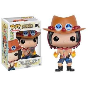 Funko Pop Portgas D. Ace #100 One Piece Envio Gratis !