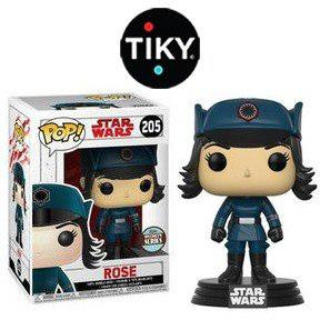 Funko Pop Rose In Disguise Star Wars Episode Viii First Orde