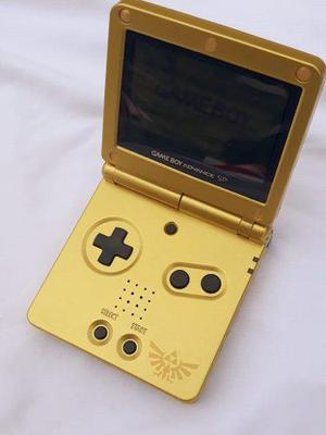 Game Boy Advance Sp Edicion Zelda