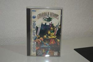 Guardian Heroes Sega Saturn!!