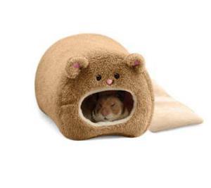 Hamster Cama Hamaca Casa Raton Kawaii Cute Mujer Niños