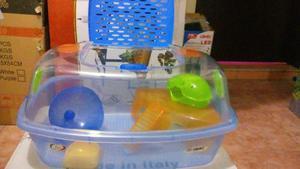 Imac Yo-yo Plus Jaula 54x39x27 Hamster Jerbo Raton Roedores