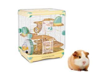 Jaula Casa Para Hamster Land 42.5 X 36 X 27