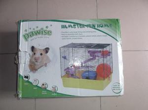 Jaula Gimnasio Para Hamster Grande.
