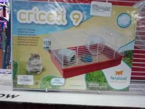 Jaula Italiana Criceti 9 (46x29.5x23) Cm Hamster