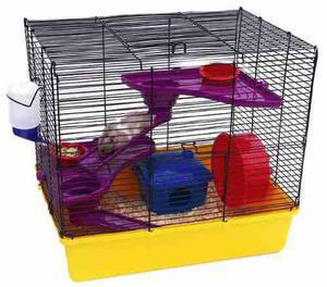 Jaula Para Hamster Con Accesorios 10181