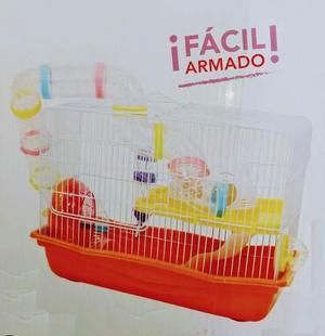 Jaula Para Hamster Fresno 3 45 X 30 X 32 Cm
