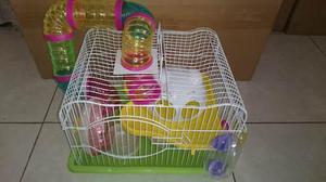 Jaula Para Hamster Fresno Mod. 1