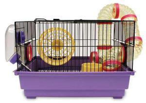 Jaula San Diego 1 Hamster Jerbo Chica Envio Gratis