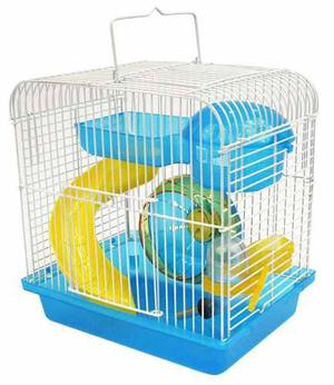 Jaula San Francisco 23x17x24 Para Hamster Erizo Dayang Dy157