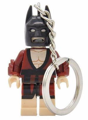 Llavero Batman Compatible Con Lego Dc Comics 598