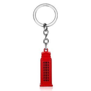 Llavero Cabina Telefónica Roja Londres Souvenir London