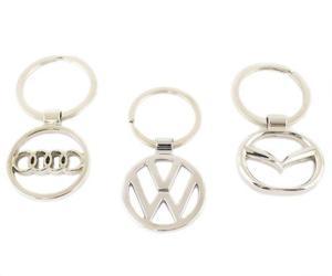 Llavero Clásico Volkswagen Mazda Toyota Cromado