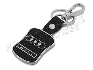 Llavero Coleccion Con Piel Audi A1, A3, A4, Q3, Q7