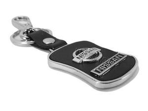 Llavero Con Piel De Coleccion Nissan, Sentra, Versa, March