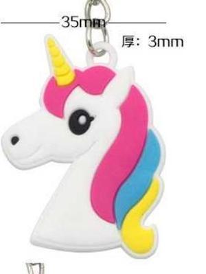 Llavero De Unicornio