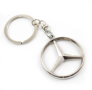 Llavero Elegante Mercedes Benz S Si Mi Gi S C Metalico
