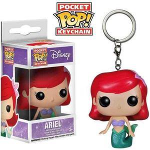 Llavero Funko Pop Ariel La Sirenita Disney Original !