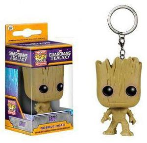 Llavero Funko Pop Groot Marvel Guardianes De La Galaxia