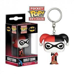 Llavero Funko Pop Harley Quinn Original Oferta !