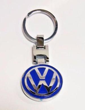 Llavero Logo Vw Volkswagen Metal Bora Jetta Gol Vocho Beetle