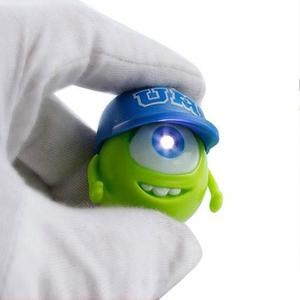 Llavero Mike Wazowski Monsters University Luz Led Y Sonido