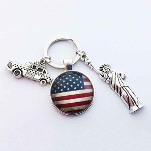 Llavero Nueva York New York Llavero Estados Unidos Bandera