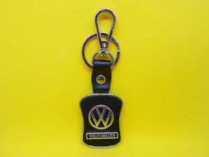 Llavero Piel Volkswagen Amarok Gol Golf Jetta Clasico Tiguan