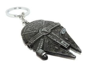 Llavero Star Wars Halcón Milenario Millennium Falcon