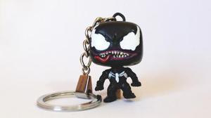 Llaveros De Súper Héroes: Venom Parecido Al Pop