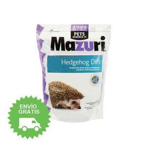 Mazuri Hedgehog Diet Complemento Alimenticio Sugar Glider