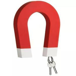 Porta Llaves Magnetico Con Forma De Iman De Herradura H4010
