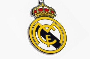 Real Madrid Llavero Ronaldo Zidane Original Cr7 Ramos Lls03