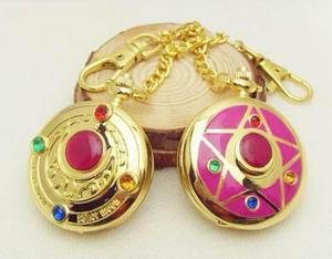 Sailor Moon Reloj De Bolsillo Kawaii Cute + Envio Gratis