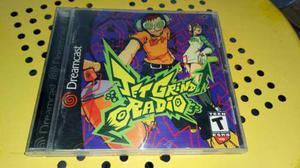 Sega Dreamcast Jed Grind Radio Buen Estado Envío Incluido