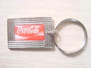 Solo Entrega Df - Llavero Coca Cola Vintage 1995