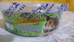 Tropipez Hamsterfood 100 Gr Alimento Para Hamster