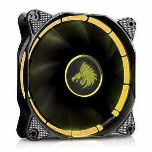 Ventilador Warrior Gamer Halo Fan Amarillo Acledfanhalo4egw