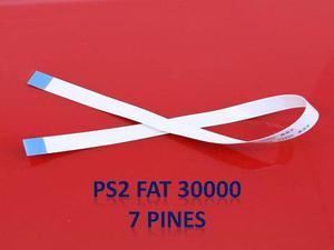 2 Cable Flex De Encendido Ps2 Fat 30000 7 Pines