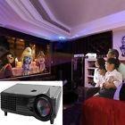 2000 Lumens Full Hd 1080p Led Lcd Vga Hdmi Tv Home Theater P