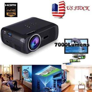 5000 Lumens Completo Hd 1080p Led 3d Lcd Vga Hdmi Tv Casa Te