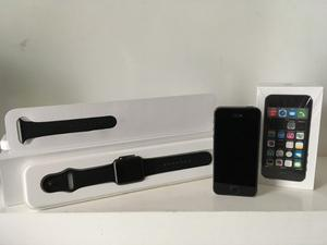 Apple Watch y IPhone 5S 64Gb en perfecto estado y