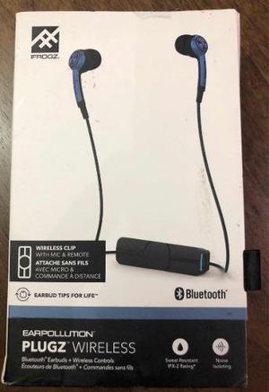 Audífonos Inalámbricos Bluetooth Ifrogz / Envio Gratis