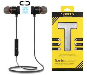 Audífonos Magnéticos Bluetooth Llamada Música Iphone