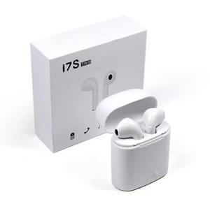 Audífonos Tipo Airpods Hbq I7s Tws Para Iphone, Envio