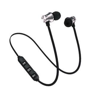 Audífonos,auriculares,bluetooth Ambes Con Iman Bateria 4hrs