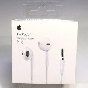 Audifonos Apple Earpods Iphone Nuevos Originales En Caja